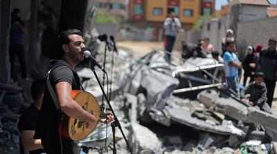 Eurovision 2019: Last appeal from Gaza