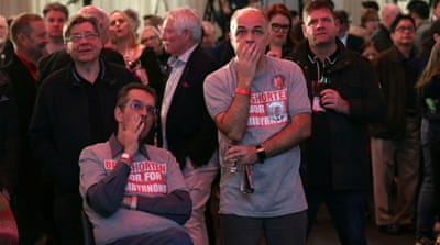 Australia election: Early results indicate a close fight
