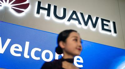 U.S., China exchange barbs over Huawei as trade tensions flare