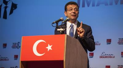 CHP's Imamoglu vows to end 'system of extravagance' in Istanbul