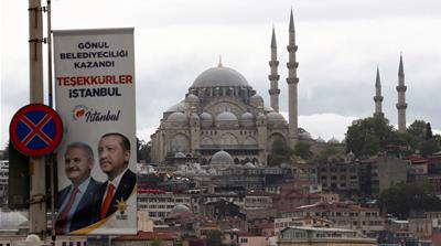 Istanbul's election rerun: A blow to democracy in Turkey?