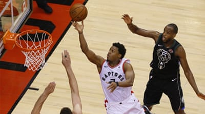 Toronto Raptors make history with first NBA final