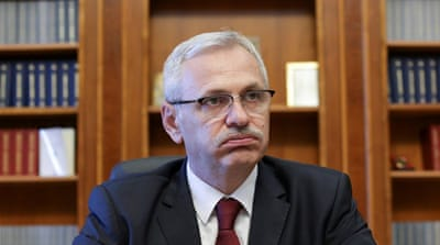 Romania court upholds jail sentence for PSD chief Dragnea
