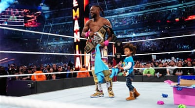 Kofi Kingston: WWE's first Africa-born world champion