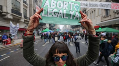 Argentina activists to introduce new bill to legalise abortion