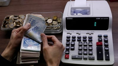 Vanishing profits: Lira rout hits Turkey's top firms