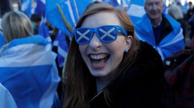 Scotland: Government tables bill on new referendum rules