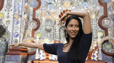 Meet Elisa Carrillo, the first Mexican woman to win ballet's top prize