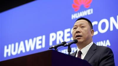Huawei Chief Legal Officer press conference