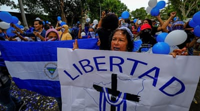 Nicaragua gov't says it released 50 more political prisoners