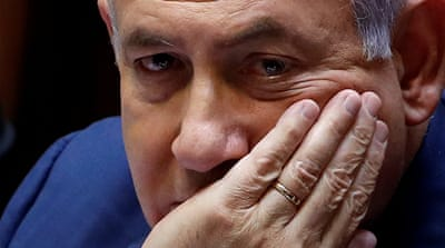 Is Netanyahu buying time?