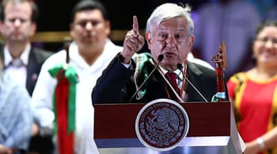 Andres Manuel Lopez Obrador's first six months: Success?