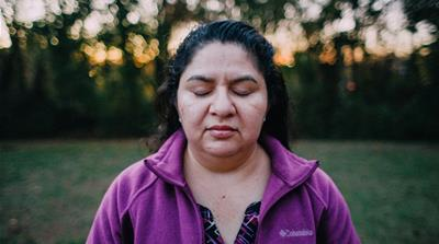 Juana's story: Seeking sanctuary in a US church