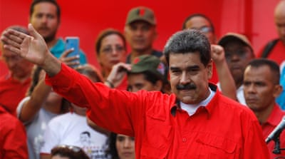 Maduro proposes early elections for opposition-run congress