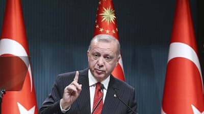 Turkey's Erdogan reveals new judicial reforms amid bid to join EU