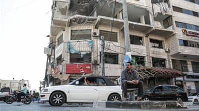 Life returns to normal in Gaza, but wounds are still open
