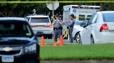 Virginia Beach shooting: 12 killed by 'disgruntled city worker'