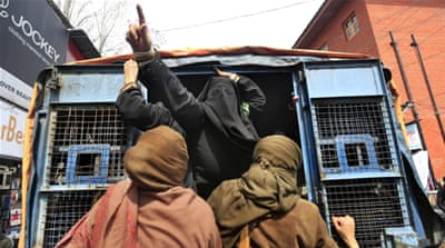 India officials block Amnesty event in Kashmir