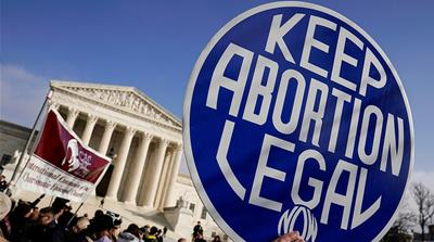 In the face of new abortion bans, some US states expand access