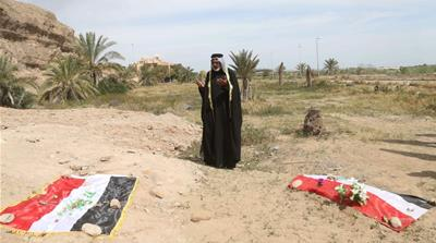 Five years on, still no justice for Iraq's Camp Speicher victims