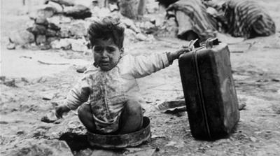 The Holocaust and the Nakba: The Jew as the Arab