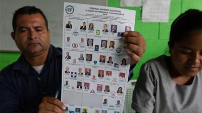 Guatemalans vote in general election amid tensions