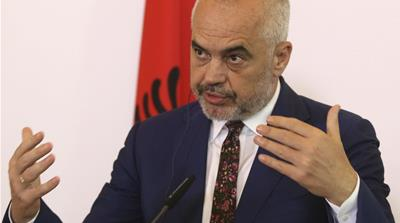 PM Edi Rama on elections: 'Albania is not ready to join the EU'