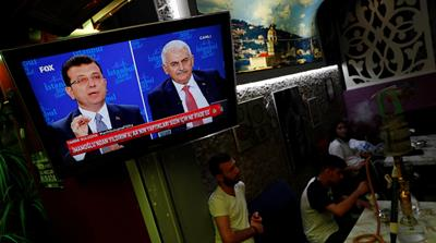 Istanbul mayor candidates hold first live debate in 17 years