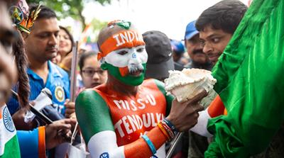 'Electric': How India-Pakistan match played out in the stands