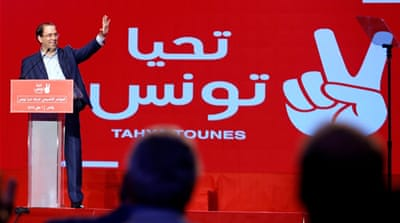Tunisia PM Chahed elected president of new party Tahya Tounes