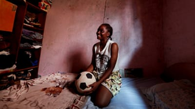 FIFA World Cup: The Cameroonian girls who dream of football