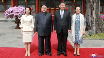 'Special relationship' in focus as China's Xi visits North Korea
