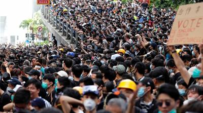 What is next for Hong Kong's protest movement?