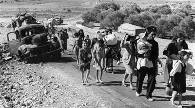 The Palestinian refugees and the 'monologue of the century'