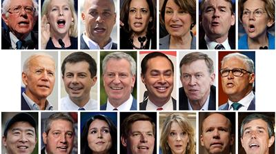 First US Democratic debate: Eight things to know