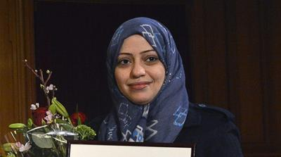Saudi women's rights activist Samar Badawi appears in court