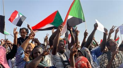 Sudan braces for 'millions march' as defiant protesters regroup