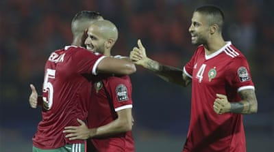 Morocco beat Ivory Coast 1-0 to reach AFCON's last 16