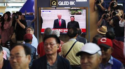 South Koreans react with hope, scepticism over Trump-Kim meeting