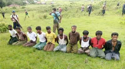 Is Myanmar's army still killing people in Rakhine?