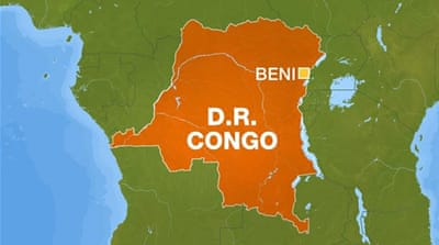 Crowd in DRC lynches 2 'suspected rebels' as UN envoy visits
