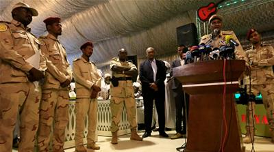 African Union suspends Sudan over military crackdown