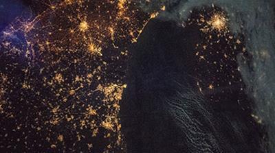NASA EARTH IMAGE 1