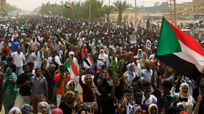 'Millions march': Sudanese renew protests to demand civilian rule