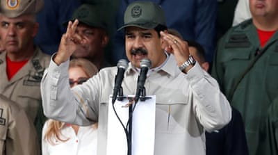 Venezuela pro-government legislators return to congress: Maduro