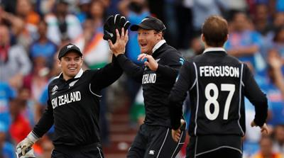 Cricket World Cup: New Zealand stun India to reach final
