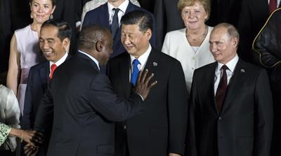 What's driving Russia's interest in Africa?