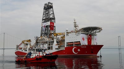 EU draft signals sanctions on Turkey over Cyprus drilling