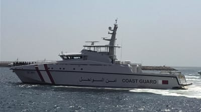 Qatar's new naval base to 'address security, protect assets'