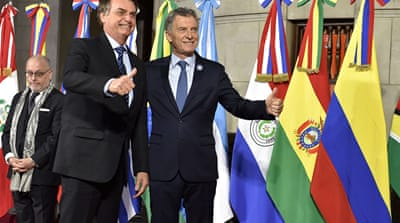 Mercosur bloc leaders meet to fast-track EU trade deal